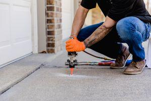 Concrete Leveling Contractor
