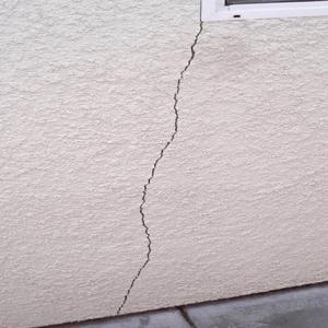 [foundation crack]