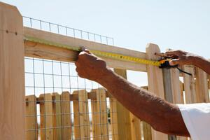 [Fence Measurement]