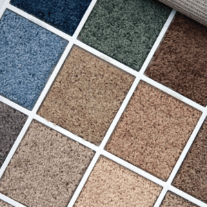 [types of carpet]
