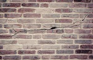 [cracked brick]