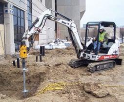 commercial foundation contractors in CT, MA, RI