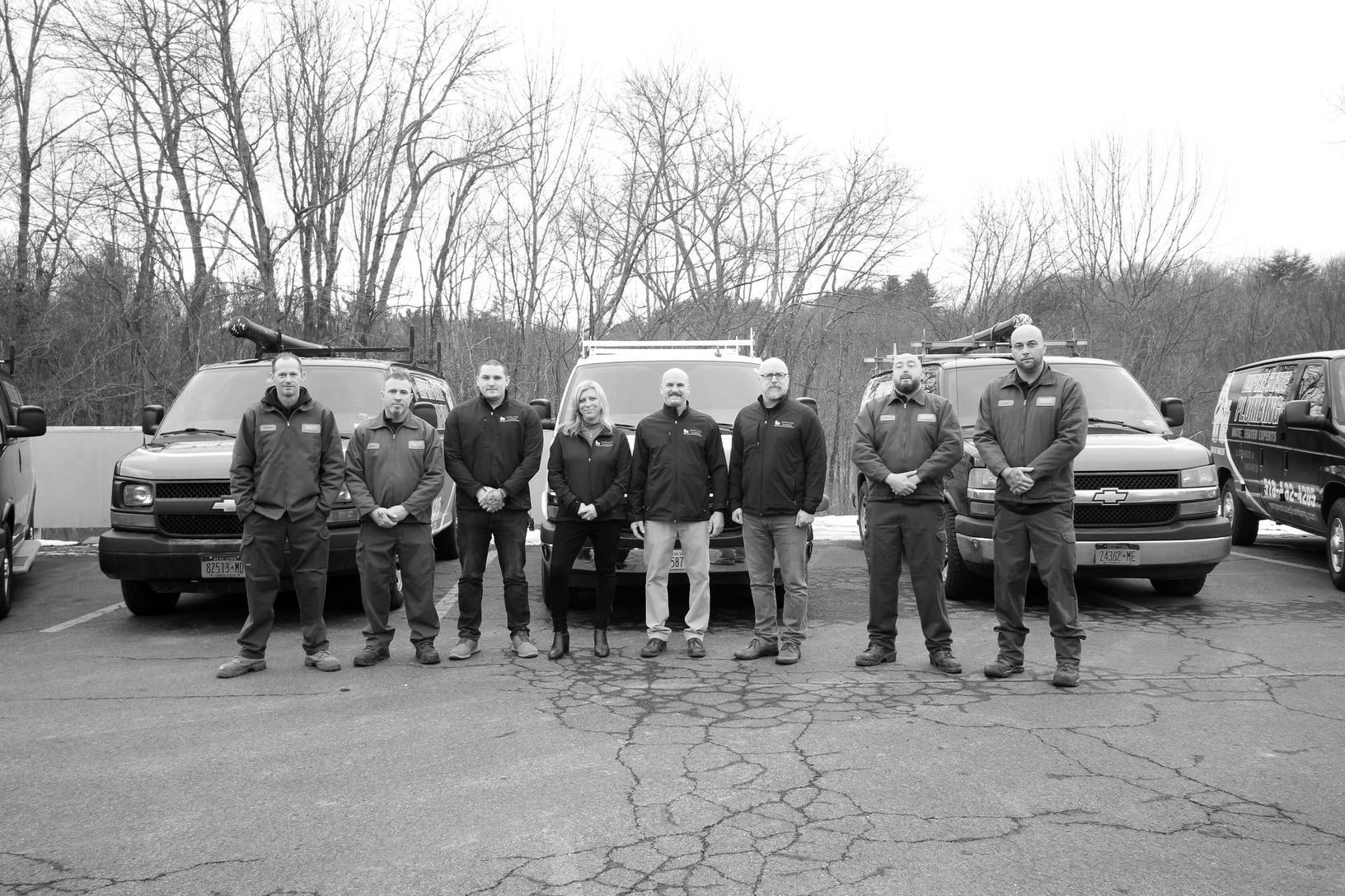 Empire State Plumbing team