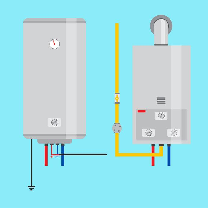 Should I Buy A Gas Or Electric Water Heater?