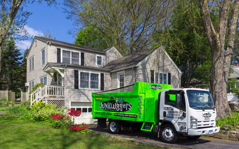 E-Waste Recycling in Darien, New Canaan, Rye