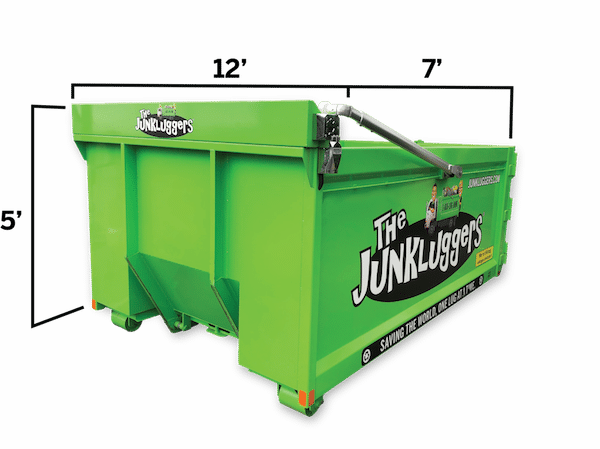 Philadelphia, PA's eco-friendly dumpsters