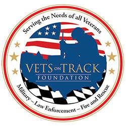 Vets on Track Logo