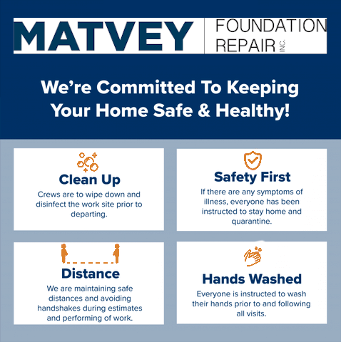 We're Committed to Keeping Your Home Safe & Healthy