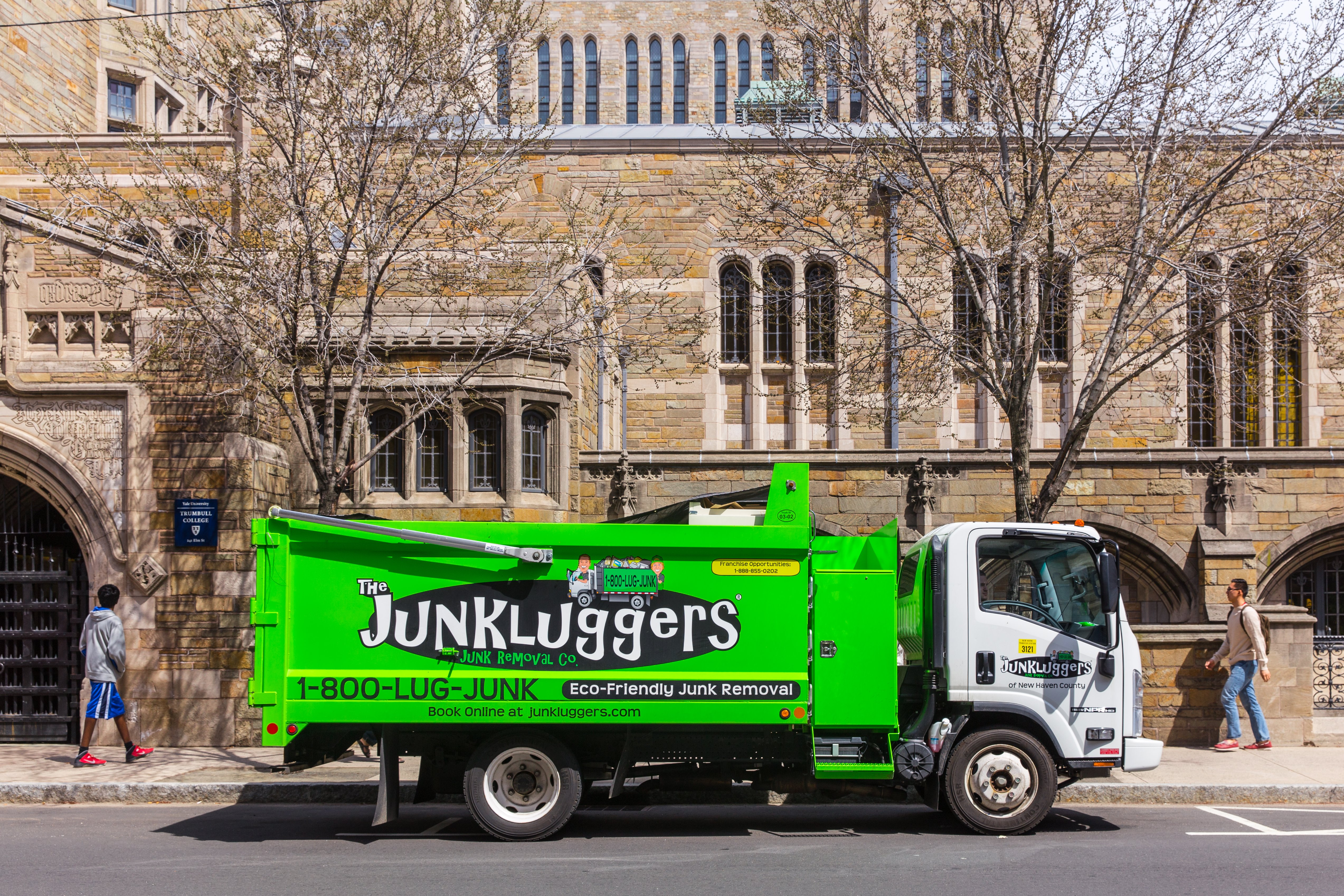 Junkluggers of New Haven