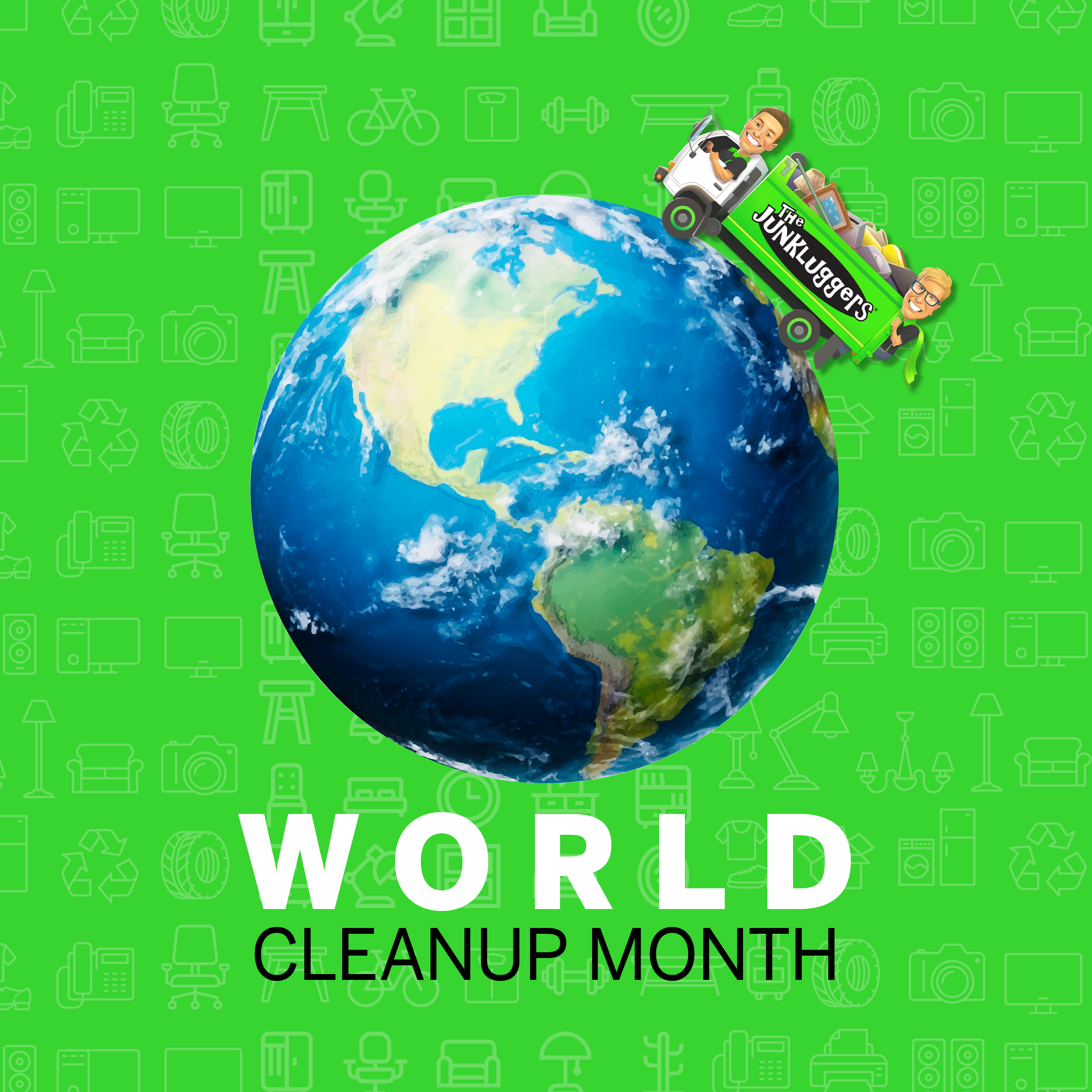World Cleanup Month