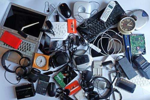 E-Waste Removal Company