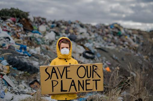 Save Our World.