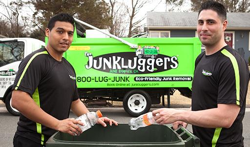 Eco-friendly, stress-free junk removal