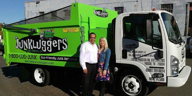 Junkluggers Expands to Texas With New North Dallas Junk Removal Franchise