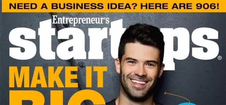 Junkluggers Featured in Entrepreneur's Startups
