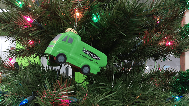 Making your Christmas a Little Greener!