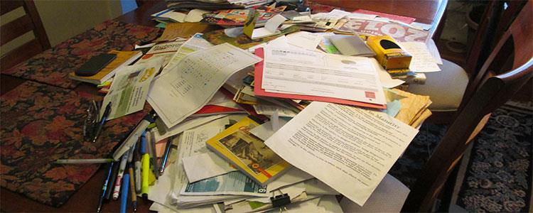 Taming the Paper Monster: Tips for Organzing Your Files