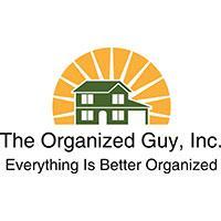 The Organized Guy, Inc. Logo. Everything Is Better Organized