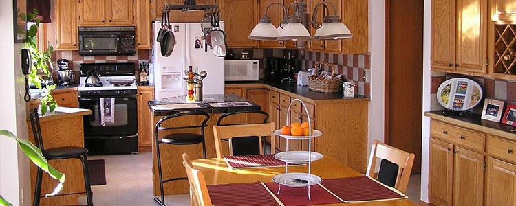 Tips For a Kitchen Clean Up
