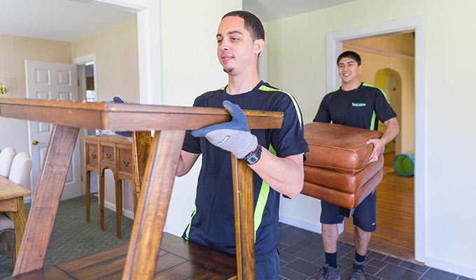 Furniture removal in New Haven