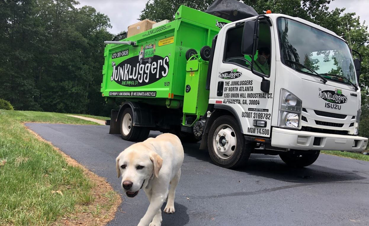 furntiure removal in Alpharetta