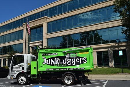 Junkluggers Truck
