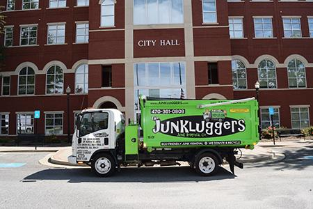 The Junkluggers of North Atlanta Serving Cumming