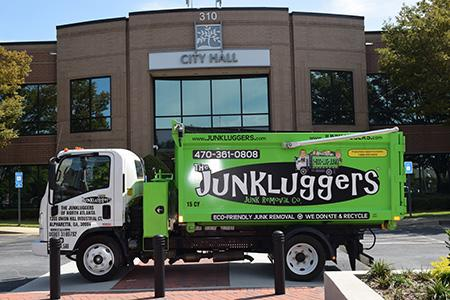 The Junkluggers of North Atlanta Serving Peachtree Corners