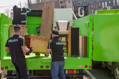 Furniture Removal in Greater New York