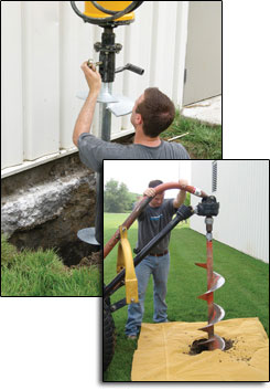 structural repair specialists in Maryville, MO