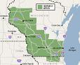 Wisconsin & Illinois Service Area