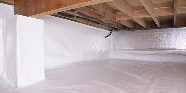 Crawl Space Repair in Greater Detroit