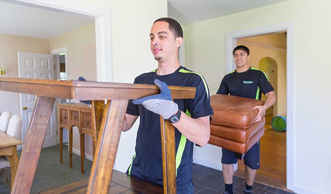 Furniture Removal in Virginia