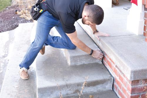 Concrete Leveling Contractor in Winkler, MB