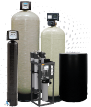 commercial water filter and softener
