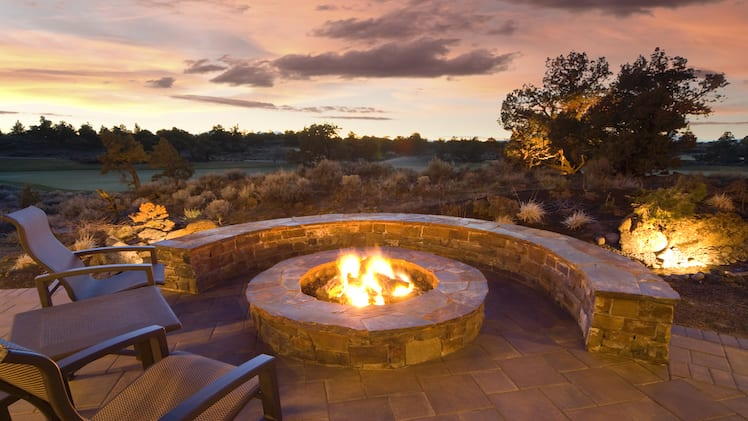 Expanding Your Living Space by Adding an Outdoor Fire Pit