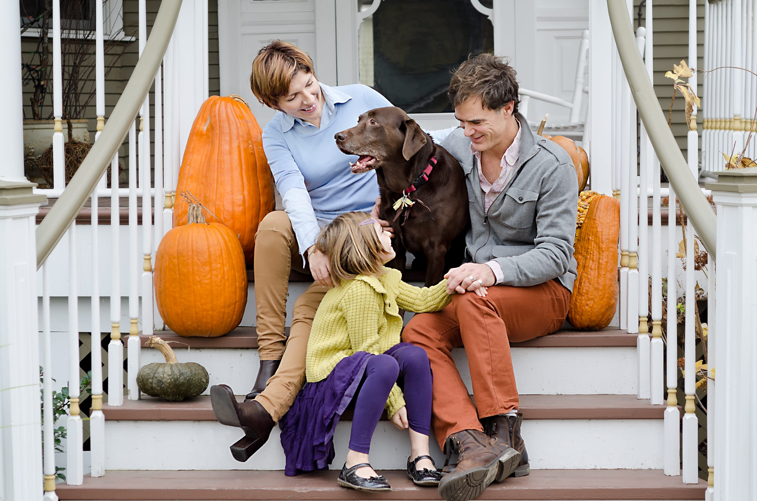 Fall in Love with Your Front Porch Makeover