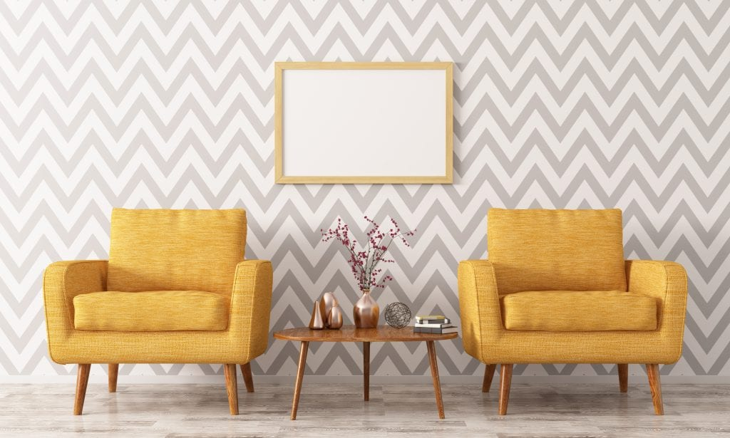 Open Floor Plan? Use Texture to Segment Your Space