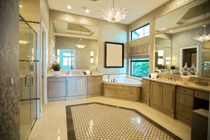 Turn Your Master Bathroom into a Spa - Image 1