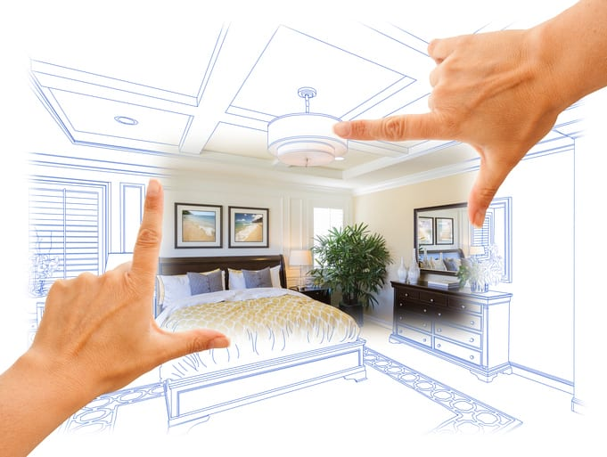 What Is the 3-D In-Home Design Experience?