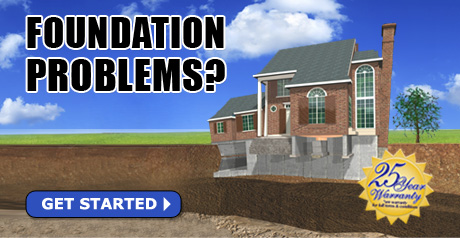 We are the Iowa, Illinois, and Missouri Foundation Repair Experts!