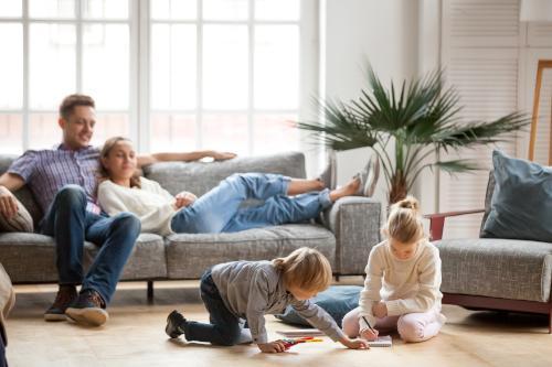 Radon-free home in Greater Glen Allen, VA