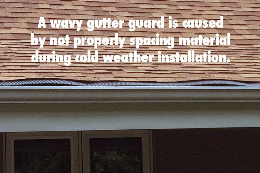Cold-Weather-Installation-Wavy-Raindrop-Gutter-Guard-002