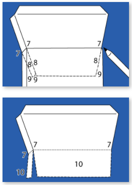 Wide Mouth Outlet Installation Instructions