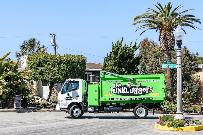 Our Trucks mean eco-friendly services is near!