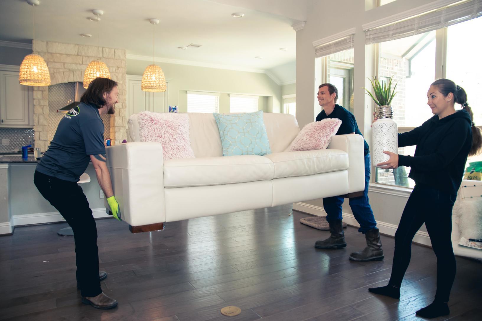 Efficient Furniture Removal in Northwest Houston Region