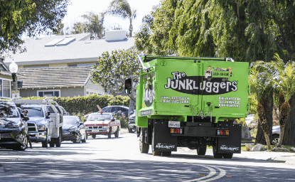 Junk Removal in Southern Los Angeles County