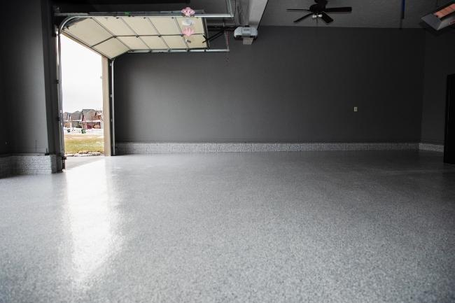 Garage Flooring in Kansas City, MO