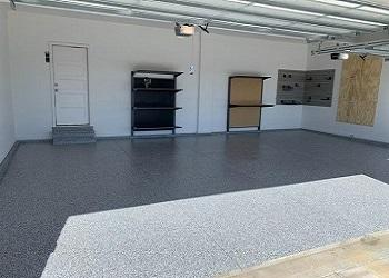 After Complete Garage Renovation in Lenexa, Kansas