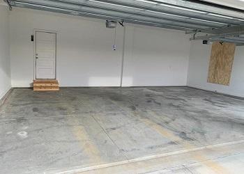 Before Complete Garage Renovation in Lenexa, Kansas